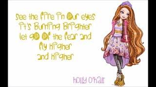 Ever After High - Power Princess Shining Bright w/lyrics