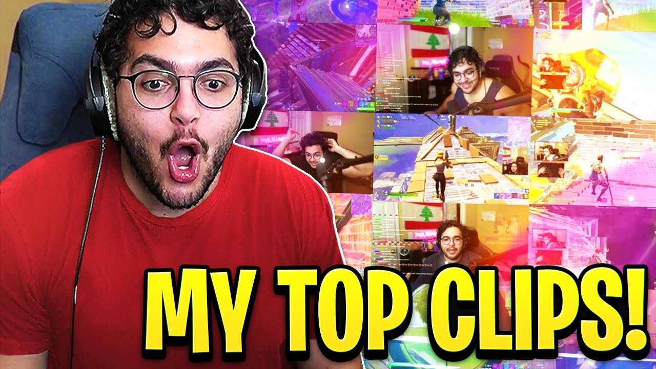 Arab - Reacting to My Most FAMOUS Twitch Clips