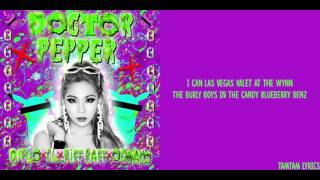 Dr. Pepper - Diplo X CL X Riff Raff X OG Lyrics [Han,Rom,Eng]