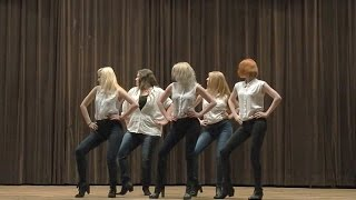 GIA [cover] WiggleWiggle HELLOVENUS & Up&Down (위아래) EXID - Czech Kpop contest 2015