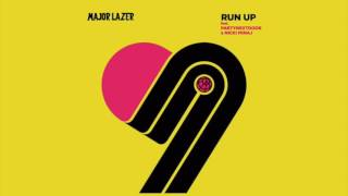 Run Up (ALTERNATE VERSION) - Major Lazer ft. PARTYNEXTDOOR & Nicki Minaj (AUDIO)