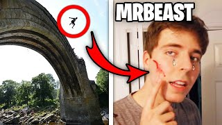 6 YouTubers That BARELY ESCAPED ALIVE! (MrBeast, DanTDM, Tfue)
