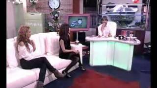 Ana Moura e Borges cantam juntos/ Luís Filipe Borges / 5 Para a Meia Noite