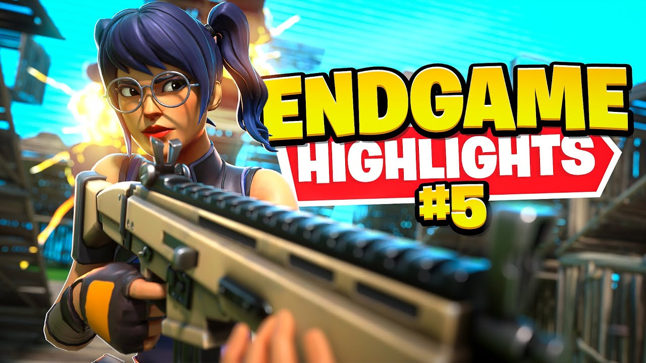 Megga - Endgame Highlights #5 | FaZe Megga