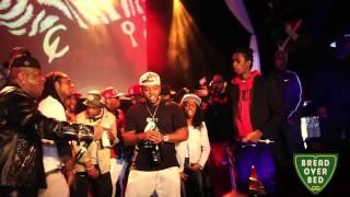 "Young Thug ""Danny Glover"" Live Performance Lil Wayne, Meek , Birdman, Diddy"