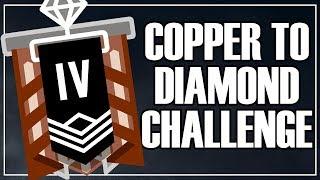 Copper To Diamond: A New Challenge - Rainbow Six Siege