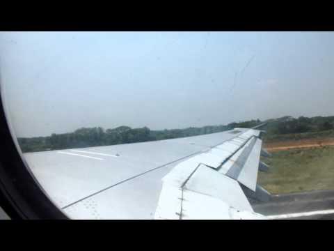 Biman Bangladesh Take off