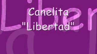 "Canelita ""libertad"""