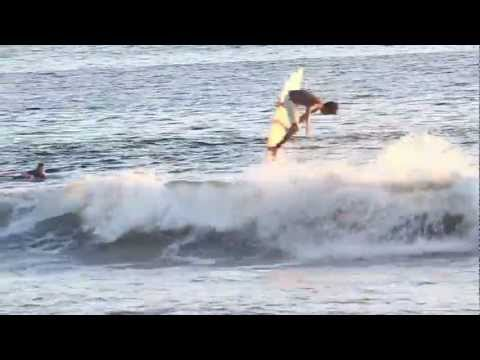 surfing Nicaragua is oh so fun….