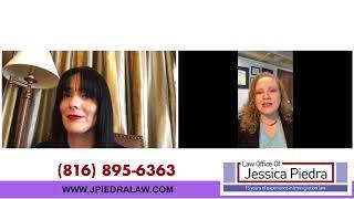 Jessica Piedra contesta preguntas legales en nuestro Facebook Live de (AGOSTO-14-2020)