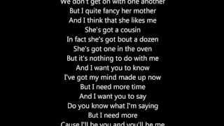 Oasis She's Electric lyrics