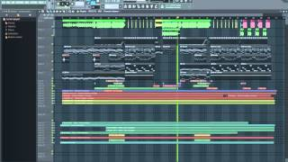 [FL Studio Remake] Tritonal feat. Phoebe Ryan - Now Or Never (Estiva & Juventa Remix)
