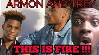 Armon and Trey Mashup || Wild Thoughts, I'm The One, Slippery, Despacito REACTION !!!
