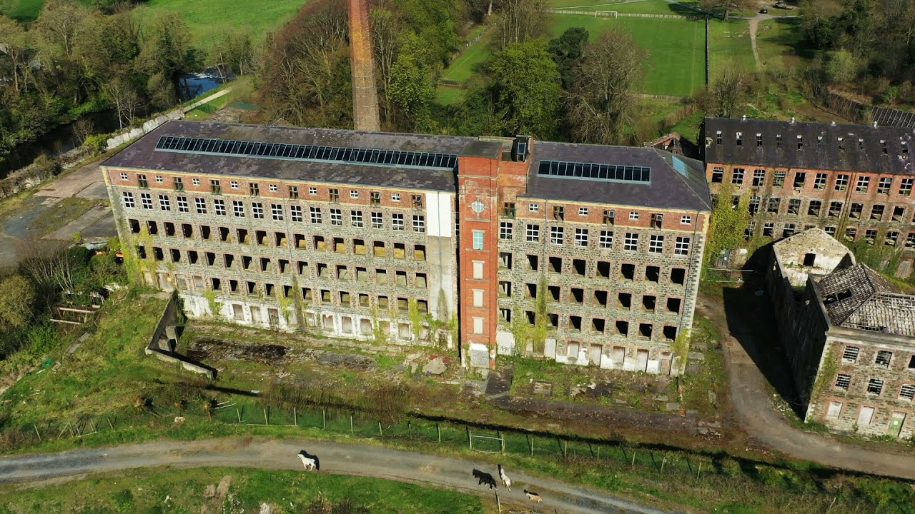 Gilford Linen Mill Co Down Northern Ireland