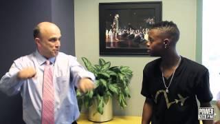 Silento Teaches White Guy How To Whip/Nae Nae