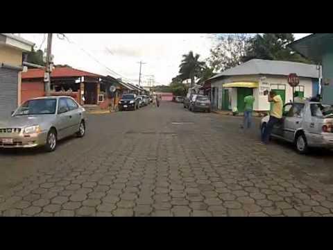 Tour of San Juan Del Sur, Nicaragua — GoPro HD