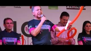 Bailoterapia - Evento Bailando por la Paz