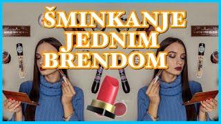 ŠMINKANJE JEDNIM BRENDOM | essence