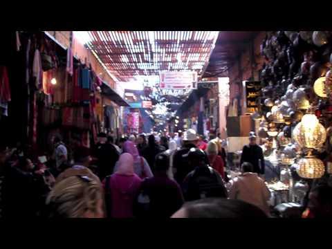 Marrakech express tour – Part 1 – TSV 2011 Week 10