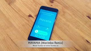 Havana Ringtone (Camila Cabello feat. Young Thug Tribute Marimba Remix Ringtone) • iPhone & Android