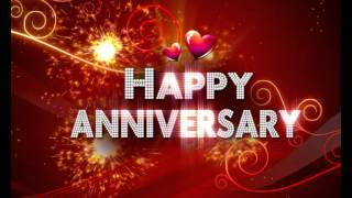 Happy Anniversary Packaging Motion graphics & Design