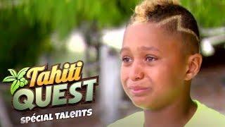 TAHITI QUEST Spécial Talents | Les jaunes ABANDONNENT... | Emission 3 bonus #11
