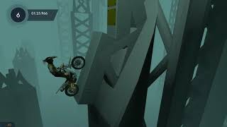 Trials Fusion: Mr  Grey (Ninja Level 4)