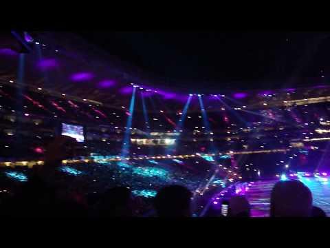 WC 2010 Final Shakira