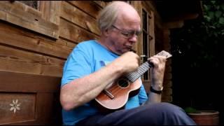 Lotus Blossum ukulele