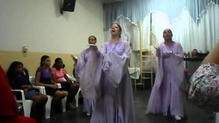 Coreografia Gileade - Acredita (Rose Nascimento)