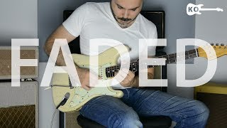 Alan Walker - Faded - Guitar Only - Cover by Kfir Ochaion