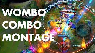 WOMBO COMBO Montage