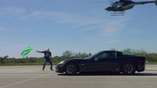 GXE All Electric Supercar New Standing Mile World Record 190.40 mph