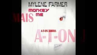 A-T-On Jamais - Mylène Farmer [lyric-video]