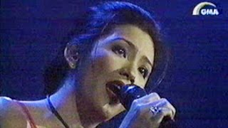 Regine Velasquez & Janno Gibbs - Right Here Waiting (Monica Feat. 112)