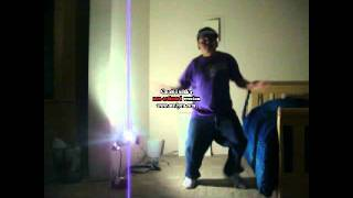 Taio Cruz - Dynamite (Int'l Version) danced by me Elijah Salazar