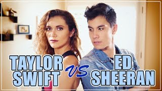 Taylor Swift VS Ed Sheeran MASHUP!! 20 Songs | ft. Alyson Stoner & Sam Tsui
