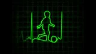 Eletrocardiograma ilustração animada