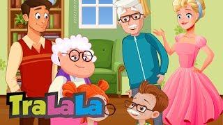 Cântecul familiei - Cântece pentru copii | TraLaLa