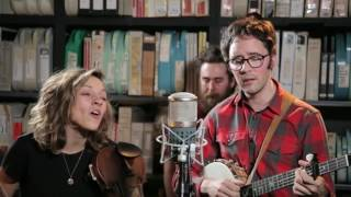 Mandolin Orange - Lonesome Whistle - 11/2/2016 - Paste Studios, New York, NY