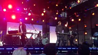 Cut Copy - Jimmy Kimmel Live