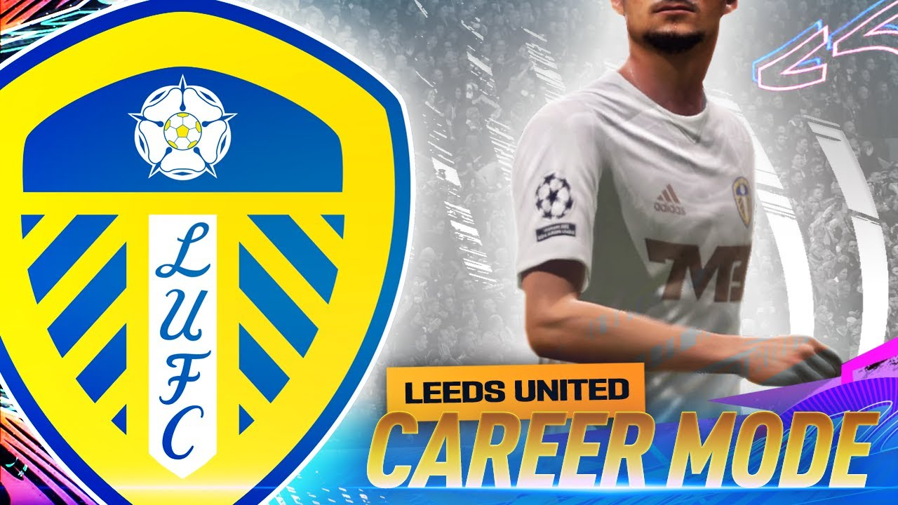 TheMasterBucks - FIRST CHAMPIONS LEAGUE GAME!!! FIFA 21 LEEDS CAREER MODE #24