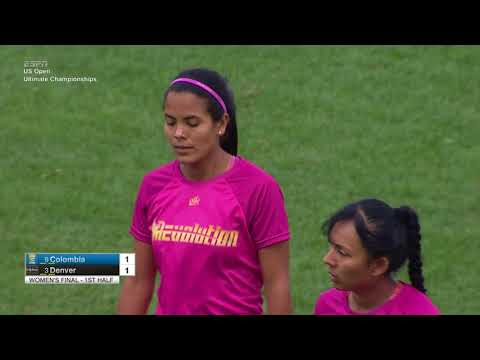 Video Thumbnail: 2017 U.S. Open Club Championships, Women's Final: Medellin Revolution vs. Denver Molly Brown