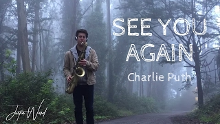 See You Again - Justin Ward (Charlie Puth Cover)