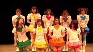 【愛踊祭】フルーティー/魔法使いサリー(WEB予選課題曲)