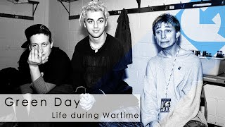 Green Day - Life During Wartime with Lyrics