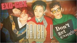 ''EXO-CBX - Crush U'' (Fan Edit) By KLC
