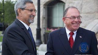 President Jorge Carlos Fonseca visits USA