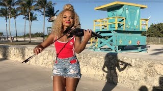 MAPY 🎻 - God's Plan by Drake (VIOLIN COVER)
