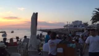 Cafè del mar tramonto 2014